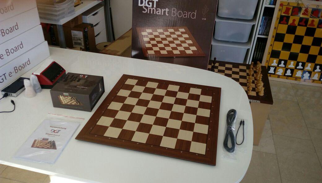 Dgt Smart Board Schachmarkt